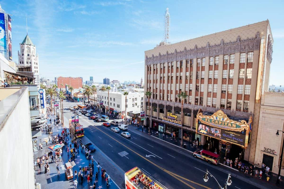 los angeles offers so many things hollywood boulevard walk of fame