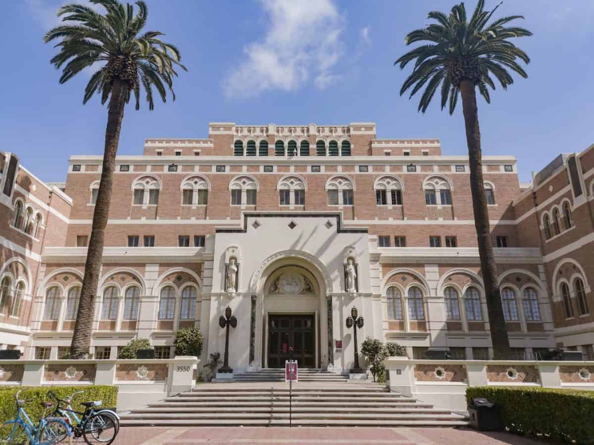 top 5 colleges in los angeles usc