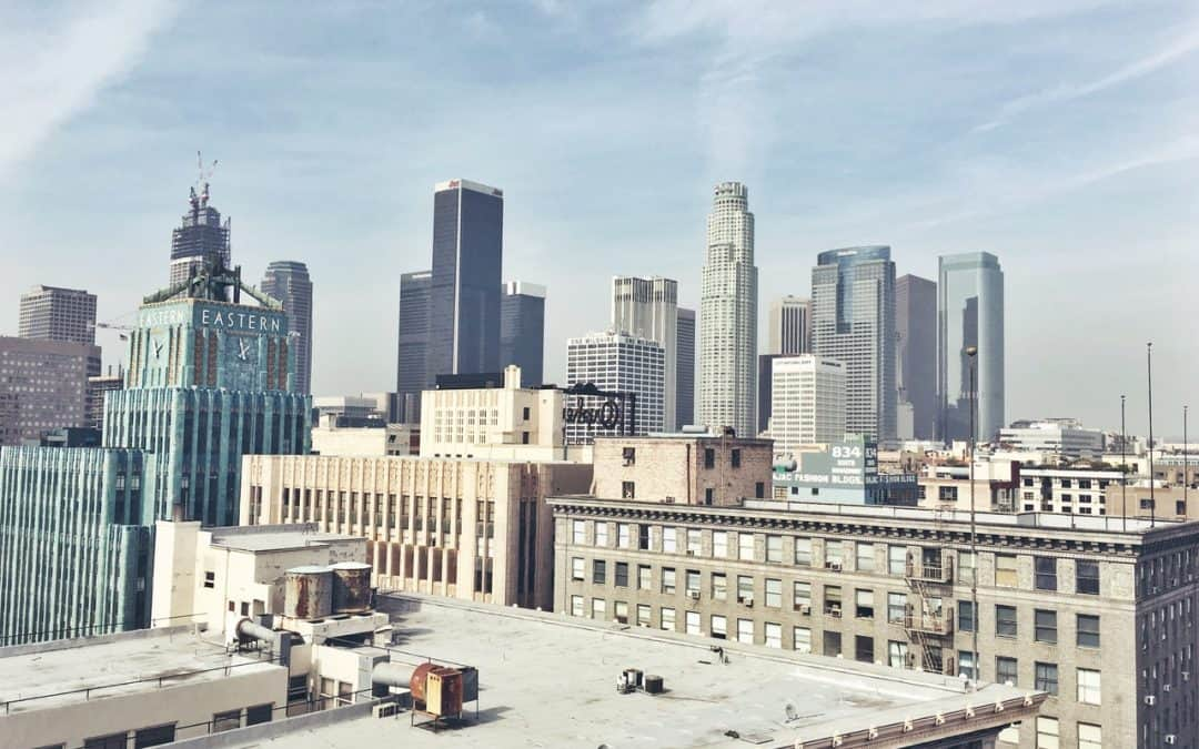 what is considered the city of los angeles?