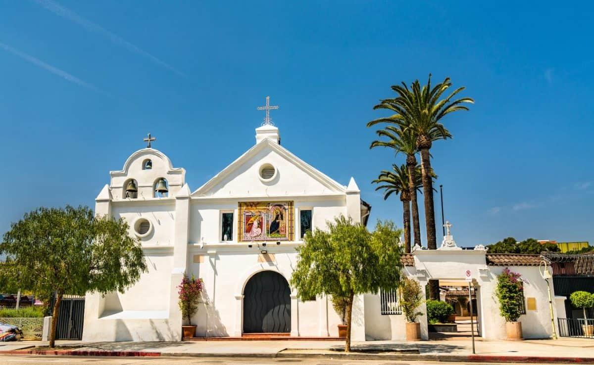 El Pueblo de Nuestra Señora de Los Ángeles de Porciúncula