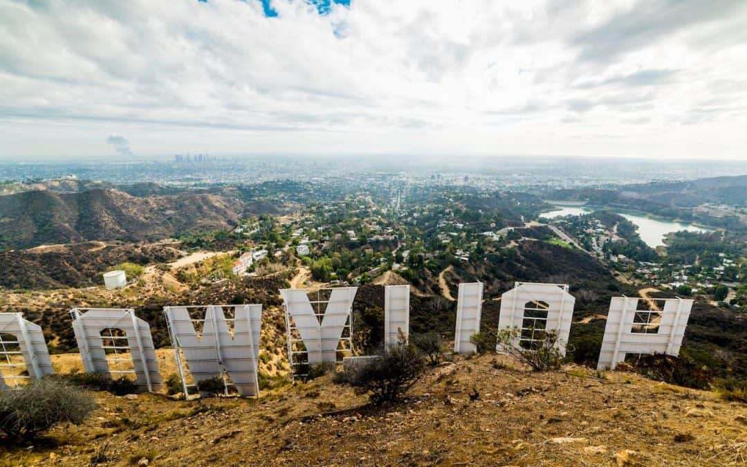 best places to view the hollywood sign