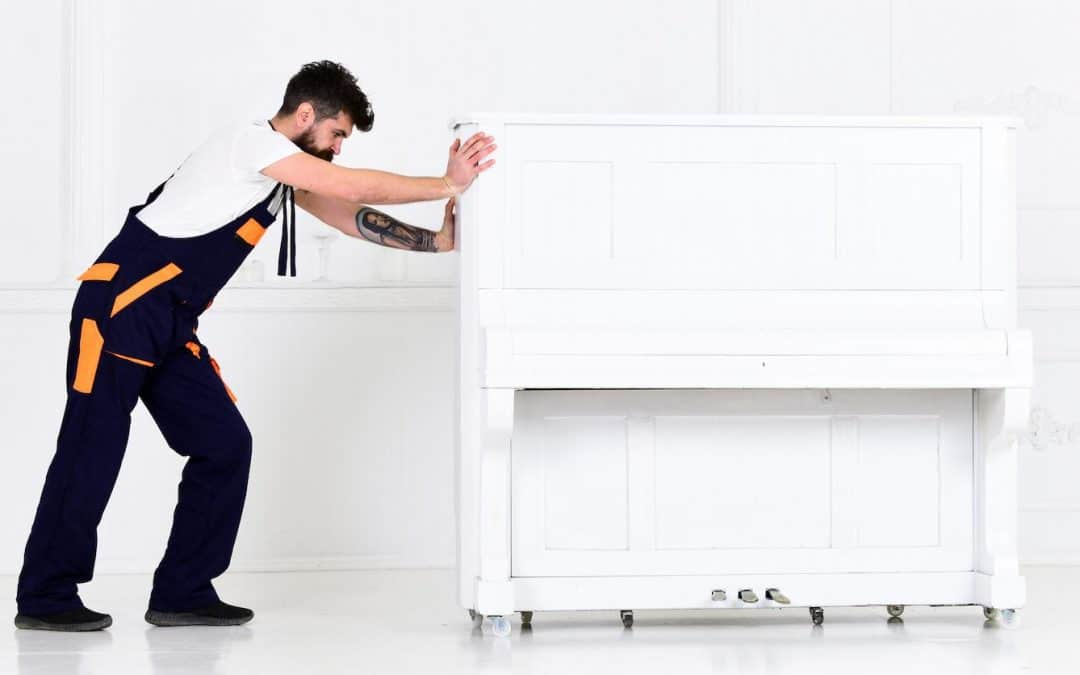 How Much Do Piano Movers Cost?